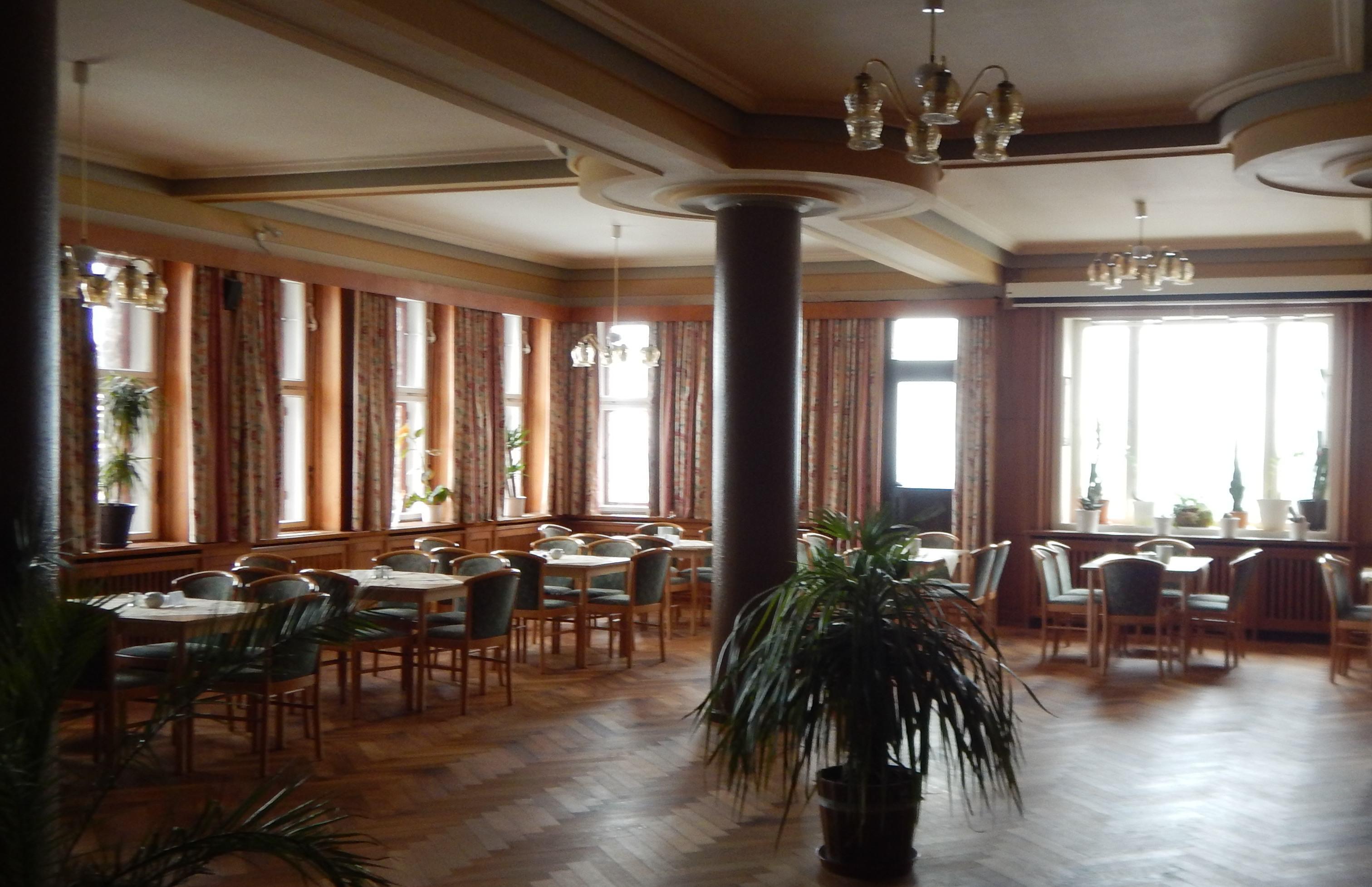 Saal im Stutenhaus