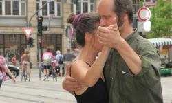 Flashmob Uwe+Andrea